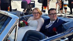 Hochzeit Zoé und Patric